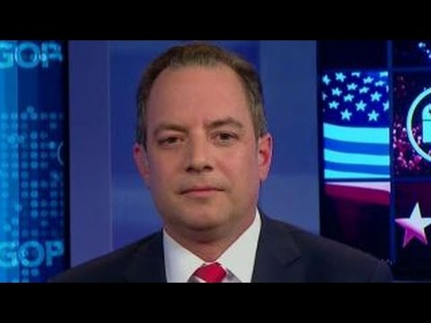 Priebus: Our nominee is going to be someone who is running