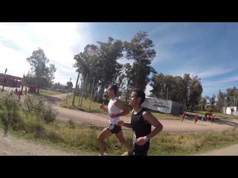 Media Maratón de Durazno - Uruguay - ganador Francisco Coronel