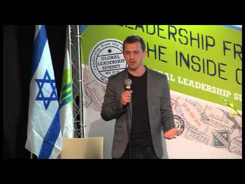 TED Talks - Masa Israel - GLI Global Leadership Summit Fall 2015