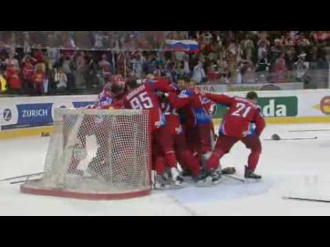Jääkiekon MM 2011 Tshekki - Venäjä [CZE - RUS] pronssiottelun maalikooste from YouTube · Duration:  12 minutes 11 seconds