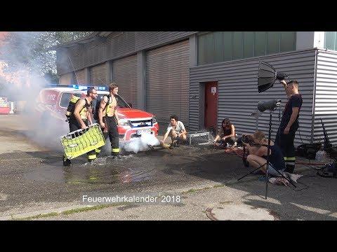 Making of Feuerwehrkalender 2018 (II)