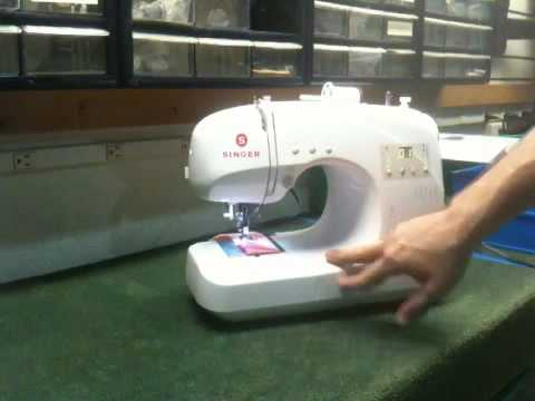 Singer Sew Simple 40 Sewing Machine Start Stop Button YouTube Inspiration How To Start A Sewing Machine