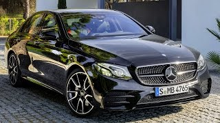 2017 Mercedes-AMG E 43 4matic w213(Hot on the heels of the world premiere for the new Mercedes‑Benz E-Class, its first high-performance variant is on the way from Mercedes-AMG. The E 43 ..., 2016-03-11T14:00:01.000Z)