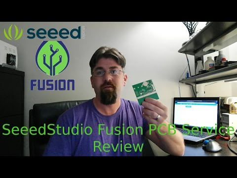 SeeedStudio Fusion PCB Service Review