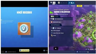 Fortnite [STW]-V-BUCKS MISSION RADIUS 15!