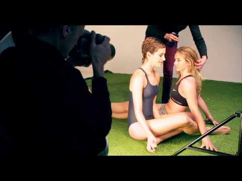 BeNe League Magazine - Behind the scenes met Carli Hermès