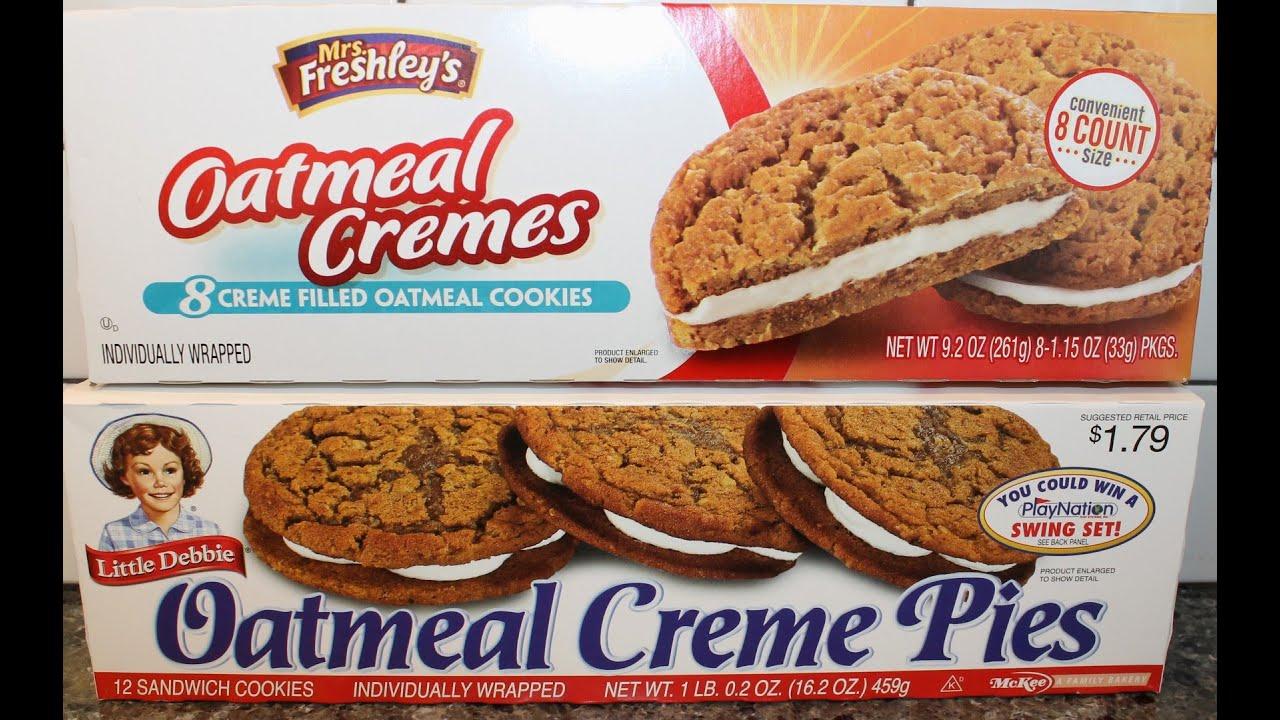 Oatmeal Creme Pie Nutrition Besto Blog