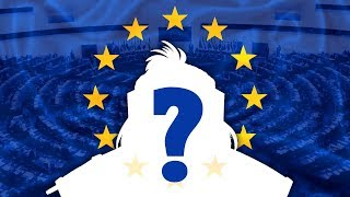 I'm running for Member of the European Parliament