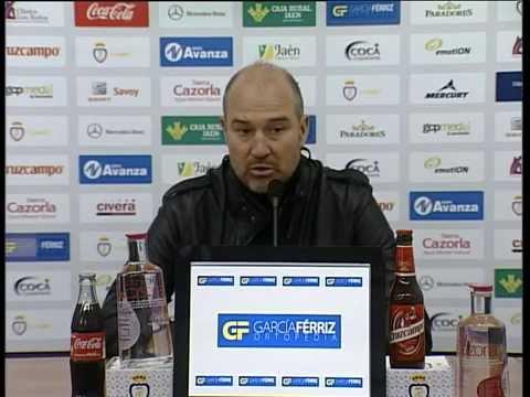 Rueda de prensa / Rafael Berges / 13-2-15