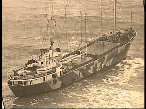 Radio Ship On Fire! - the FULL broadcast of RNI - '71