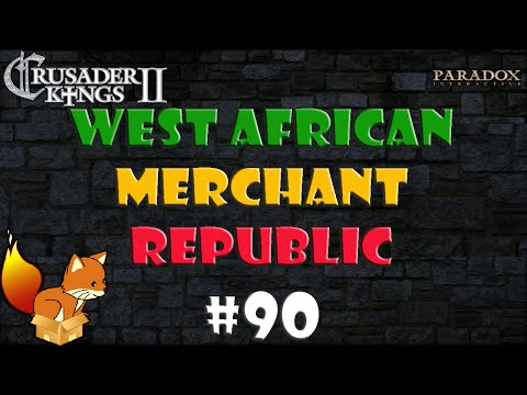 Crusader Kings 2 West African Merchant Republic #90