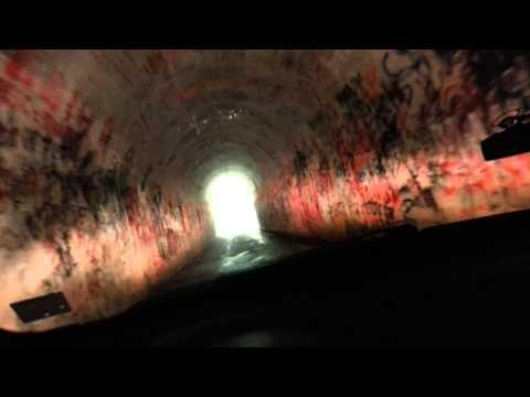 Cool Tunnel near Saluda NC