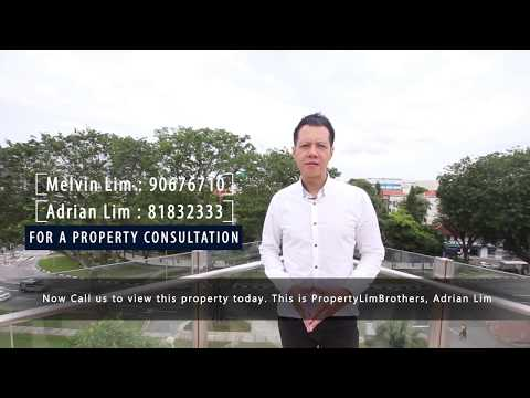 East Village, 2 bedroom Penthouse, Freehold, Singapore, For Sale