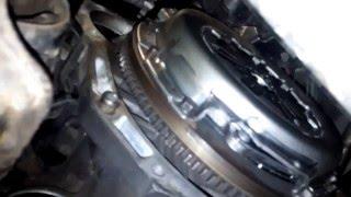 Замена корзины ,выжимного и диска сцепления в KIA Cerato (КИА Черато (Церато))