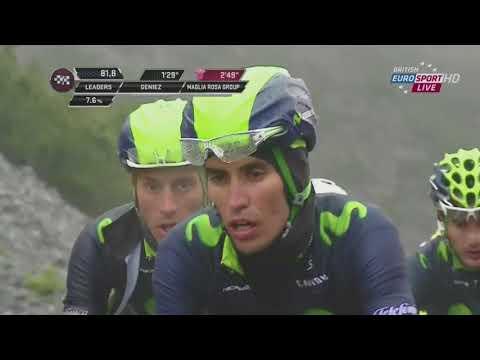 Cycling - Giro D'Italia 2014 - Stage 16