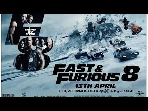 Download فيلم The Fate of the Furious 2017 Extended BluRay مترجم
