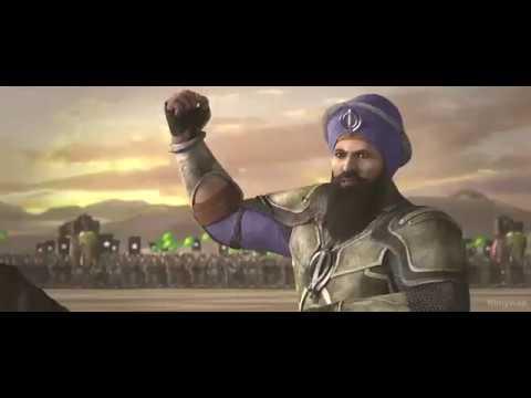 Chaar Sahibzaade 2 Banda Singh vs Vazir...