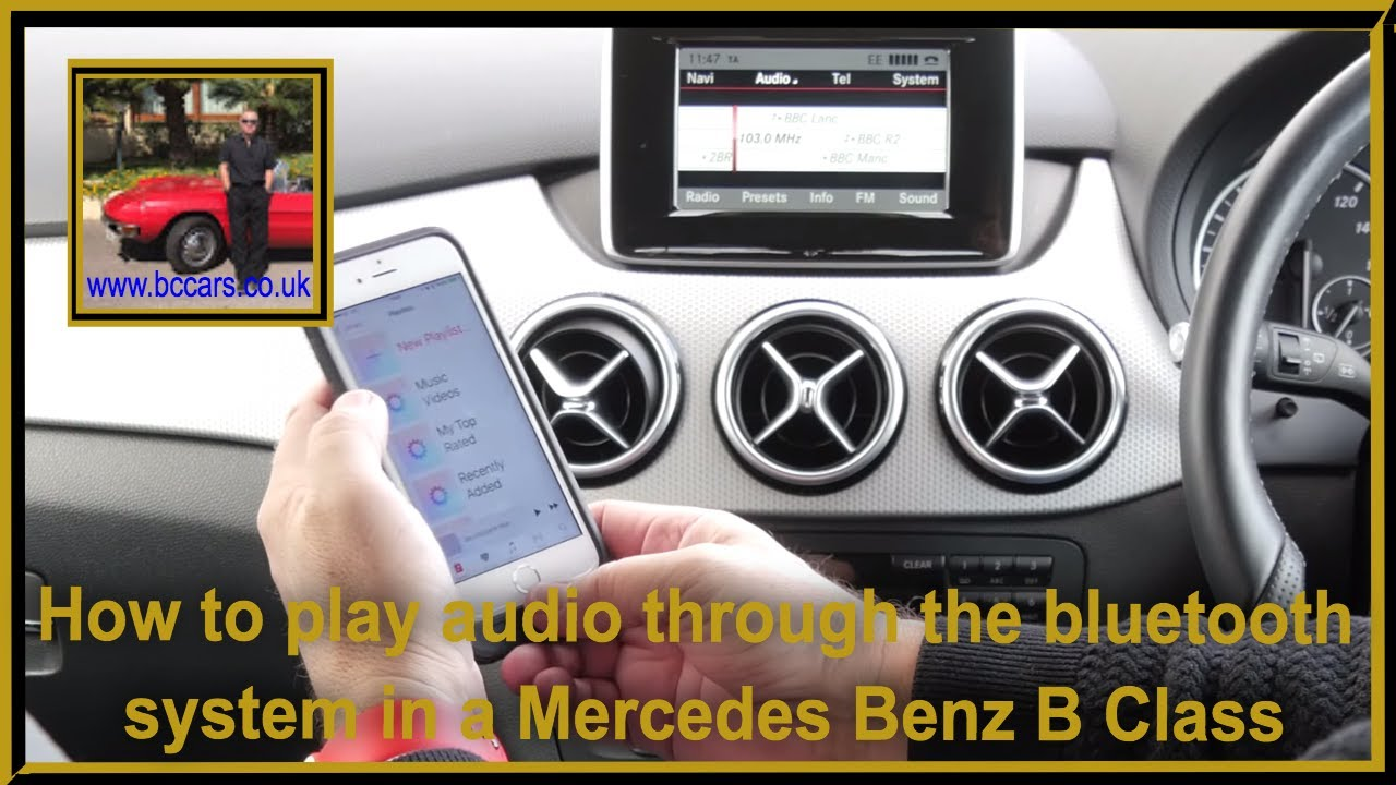 How to play audio through the bluetooth system in a mercedes benz b Play Audio Bluetooth on speaker audio, coaxial audio, sony audio, headset audio, multimedia audio, cd audio, cable audio, set clock pioneer car audio, dvi audio,