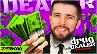 How I EARNED $50,000 In 1 Video... (Drug Dealer Simulator #14)