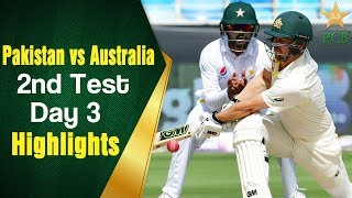 Pakistan Vs Australia  Highlights | 2nd Test Day 3