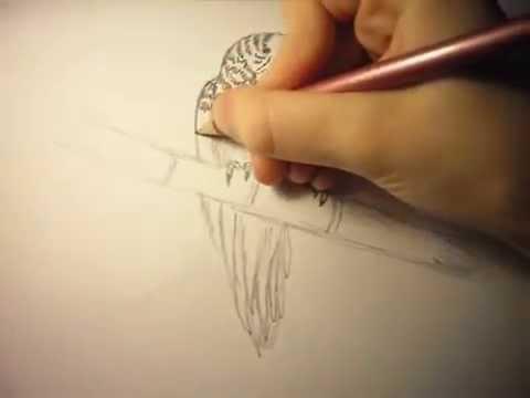 Как рисовать Ангелы Как легко и просто рисовать