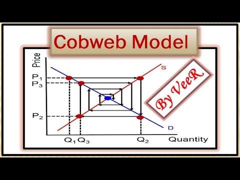 CobwebModel orCobwebTheory By VeeR