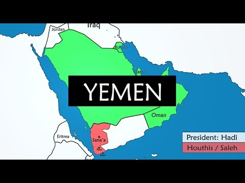 Yemen - 28 years of history explained