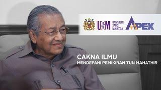 "Cakna Ilmu ""Mendepani Pemikiran Tun Mahathir"" FULL VIDEO"