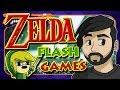 Zelda Flash Games - gillythekid