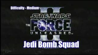 The Force Unleashed 2 Achievements - Jedi Bomb Squad