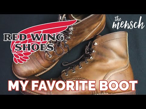 Red Wing Iron Ranger 8111 Men's Boot Review
