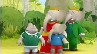 Babar and the Adventures of Badou - 45 - Flying Blind / There's A Sap For That