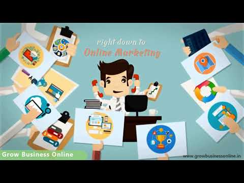 How To Grow Business Online   Digital Marketing Agency Business Plan Explained