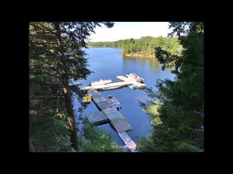 354.17A For Sale!  Cottage on Georgian Bay Surrounded by Crown Land