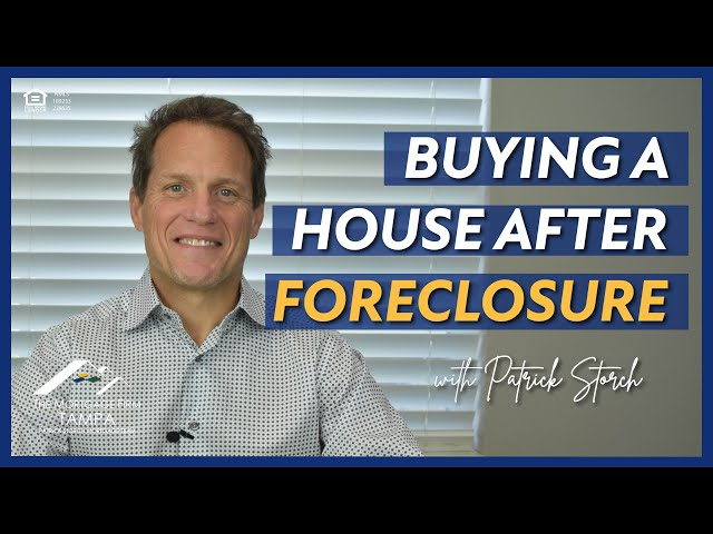 Buying a House After Foreclosure 🏚️ YES It Is Possible!