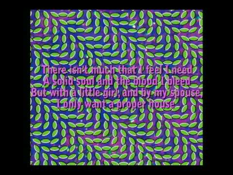 Animal Collective  My Girls w lyrics