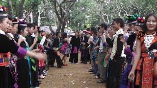 New Year Hmong Luang Prabang 'Kin Chiang 2016 Hmong Luang Prabang part-2