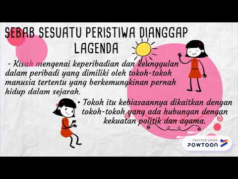 Unsur penceritaan/sulalatus salatin (Kanon Melayu)