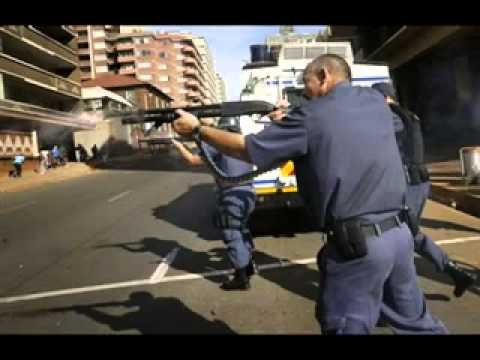 Tribute to the South African Police Fallen Heroes