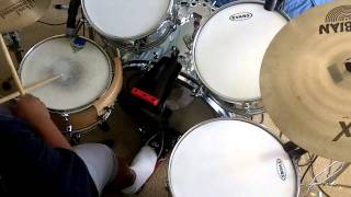 Faith Anderson, Lowell Pye, Fred Hammond - You Do Great Things (drum Cover)