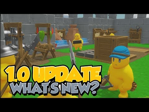 1.0 Update - What