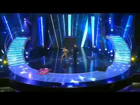 Soul Mystique - Quck Change Act - Semi Final AGT 2012