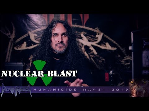 DEATH ANGEL - Recording Humanicide (OFFICIAL TRAILER)