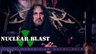DEATH ANGEL – Recording Humanicide (OFFICIAL TRAILER)