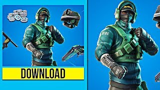 """How To Get The New """"Counterattack Bundle"""" in Fortnite! Fortnite Counterattack Skin Bundle Download!"""