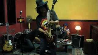 Guns n Roses Indonesia - Budiman Band - Begadang - Rhoma Irama - lirik lagu ( Cover version )