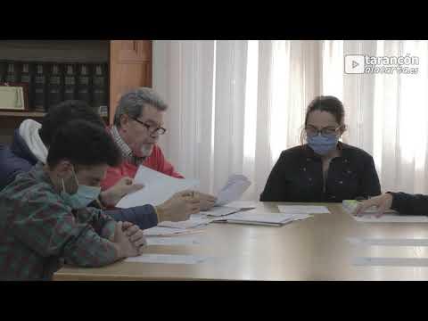 Pleno Extraordinario del Ayuntamiento de Fuente de Pedro Naharro (15 de Abril de 2021)
