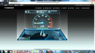 test speed test cle  tunisie telecome