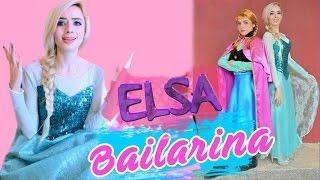 Frozen Elsa - Aprende a bailar ballet / Perfecta de Pies a Cabeza (Dani Zilli)