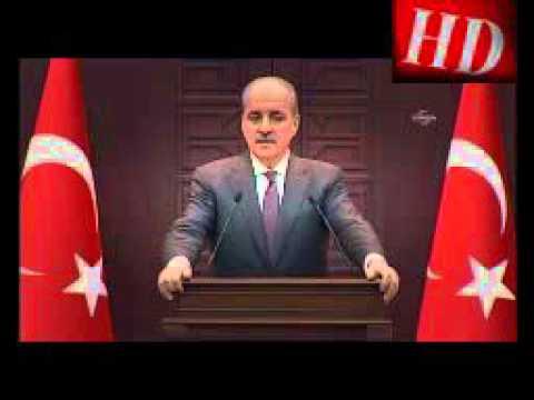 Kurtulmuş: PKK'nın 'kırmızı...